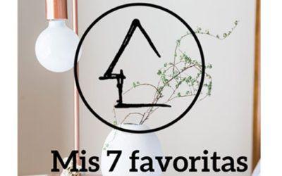 Mis 7 favoritas