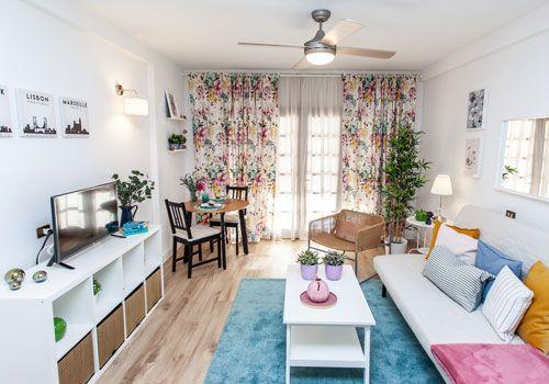 Proyecto reforma apartamento alquiler