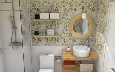 Deco on line- Proyecto reforma de un baño