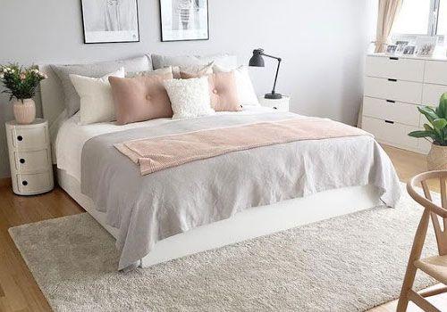 Una cama bien hecha