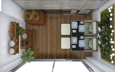 Deco on line- Proyecto de Terraza